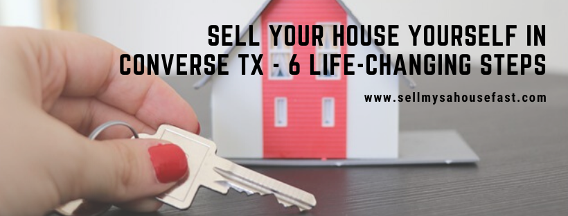 We buy properties in Converse TX