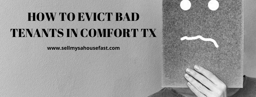 We buy houses in Comfort Texas