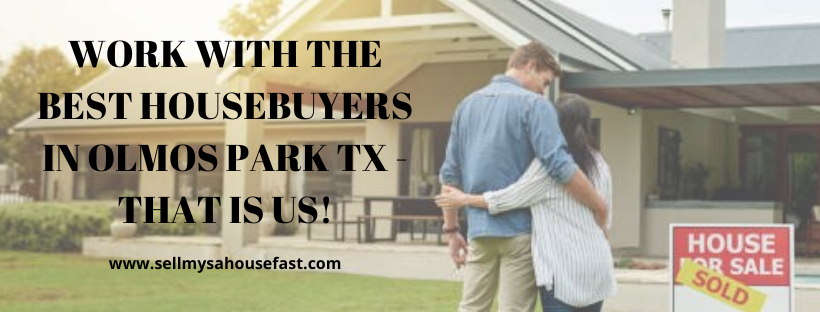 We buy houses in Olmos Park TX