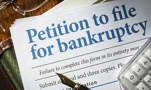 Declare bankruptcy in Universal City TX