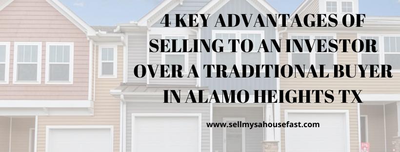 We buy houses in Alamo Heights TX