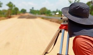 Geological Survey in Comfort TX