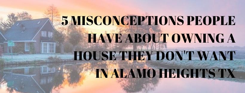 We buy houses in Alamo Heights Texas