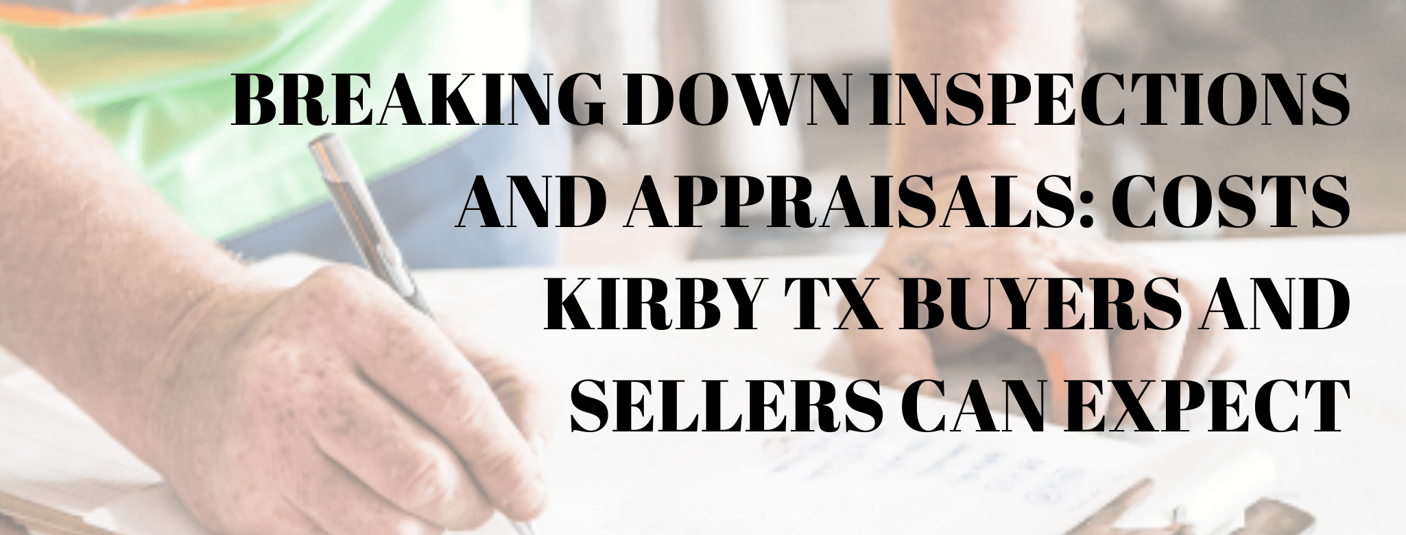 we buy properties in Kirby TX