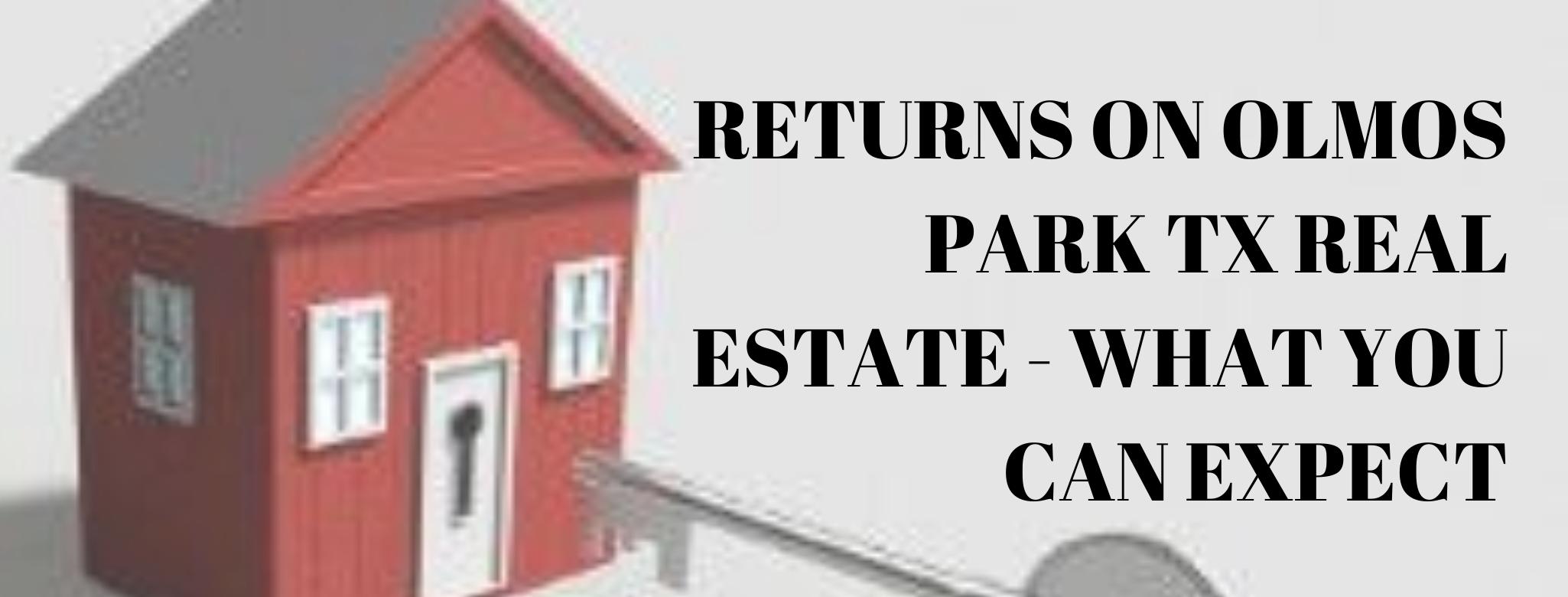 we buy properties in Olmos Park TX