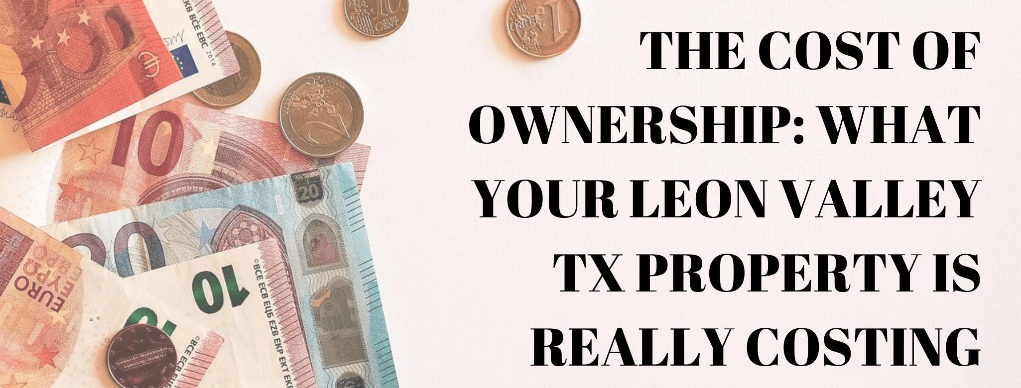 we buy properties in Leon Valley TX