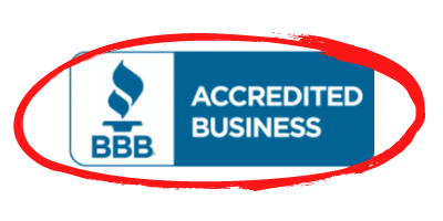 professional homebuyers BBB Accredited