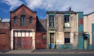 Atlanta Houses vacant