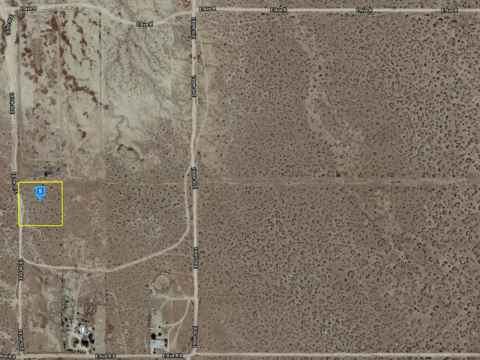 joshua tree land for sale