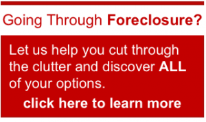 Consulting Clients Going Through Foreclosure: