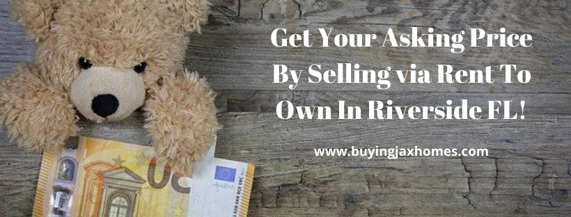 We buy houses in Riverside FL