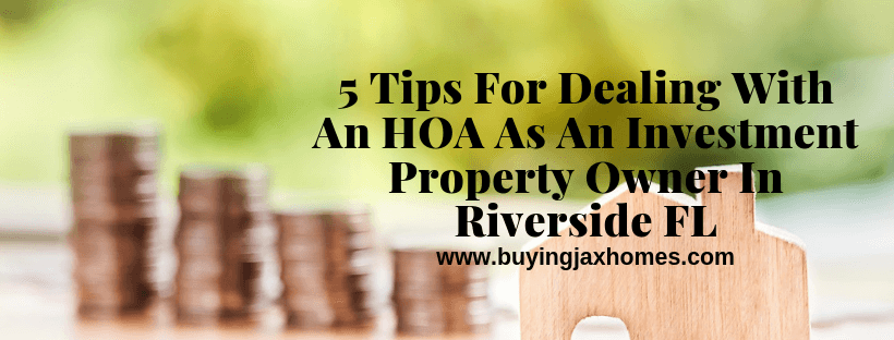 How To Deal With An HOA As An Investment Property Owner In FL