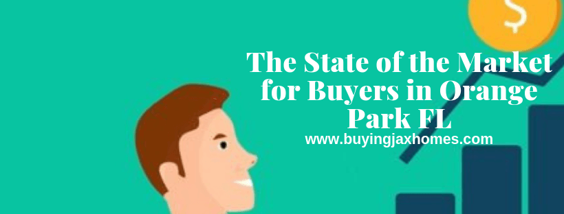 Market Status for Buyers in Orange Park FL