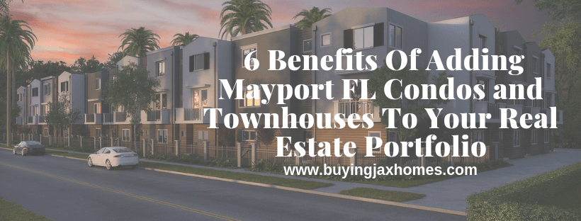 Why Buy Condos and Townhouses For Your Real Estate Profile In FL