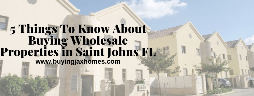 What To Know About Buying Wholesale Properties in FL