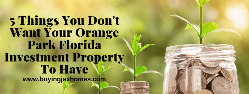 Cash For Houses In Park Florida