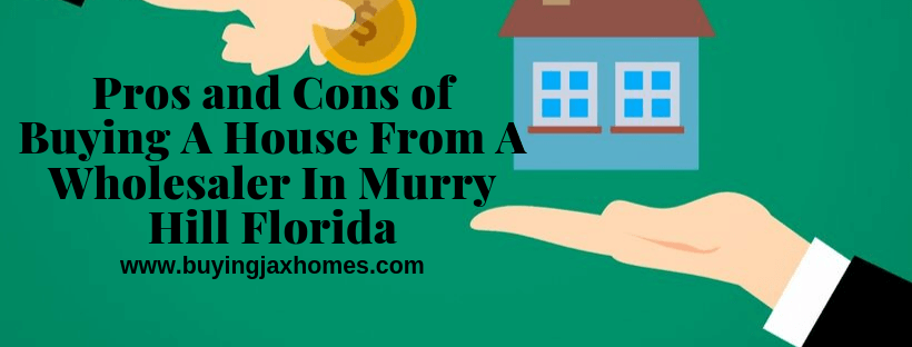 We buy houses in Murry Hill FL