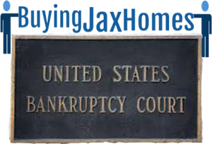 Sell My House Bankruptcy Jacksonville FL