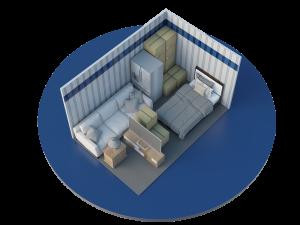 Image of 10'x15' Storage Unit