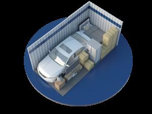 Image of 10'x20' Storage Unit