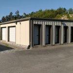 4' x 9' Storage Units