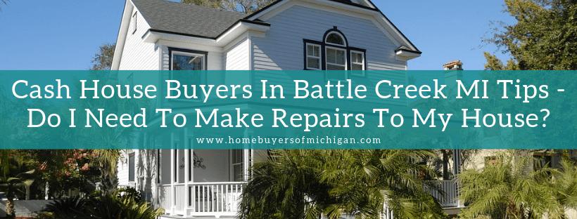 House Buyers In Battle Creek MI