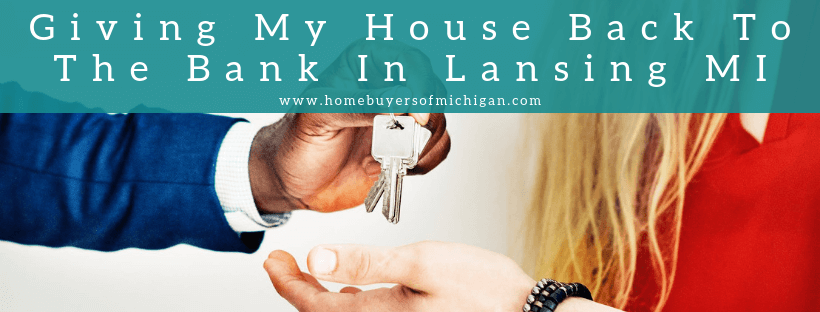 cash for houses In Lansing MI