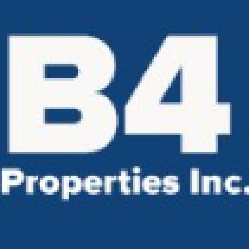 B4 Properties  logo