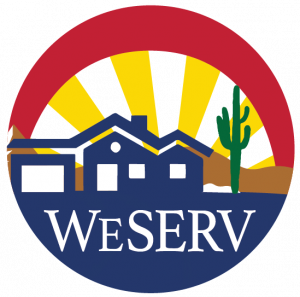 WeSERV Logo