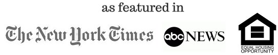 As Featured in The New York Times & ABC News