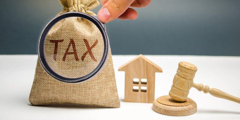 tax foreclosure