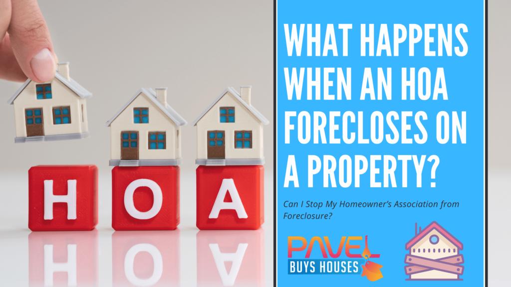 HOA Foreclosure