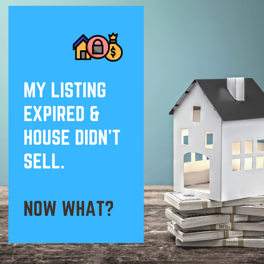 Expired Real Estate Listing - How Did Not Sell