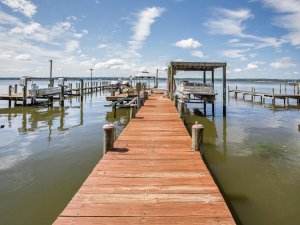 7745 Patuxent Drive, Saint Leonard - Waterfront Home dock