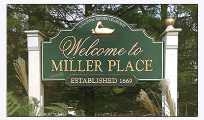 welcome to miller place ny
