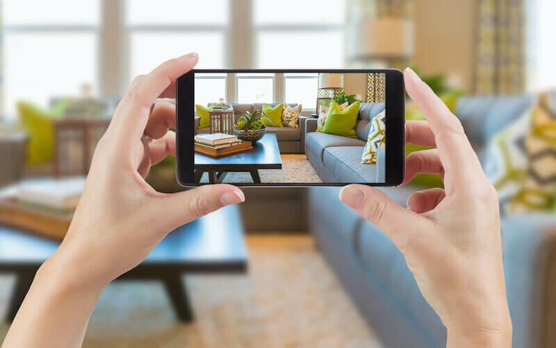 Take Quality Home Photos