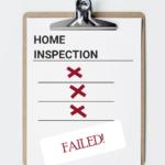 Failing Home Inspection