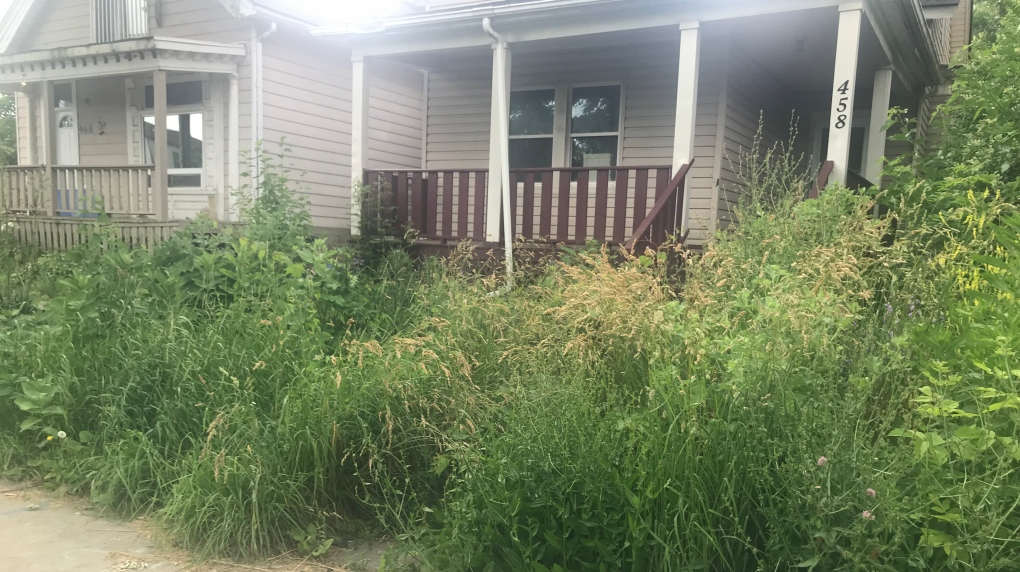Sell house with torn up yard in charlotte