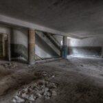Visual representation of a basement
