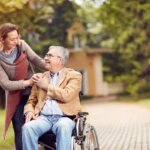moving an elderly parent into your home