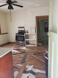 selling a house with code violations