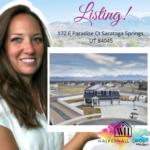 New Listing Saratoga Springs Utah