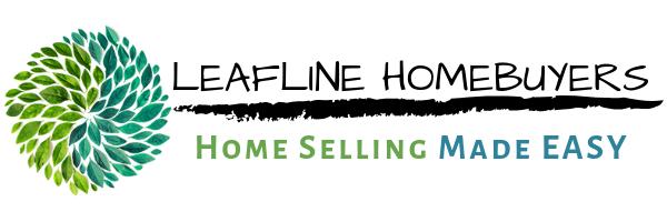 Leafline Homebuyers logo