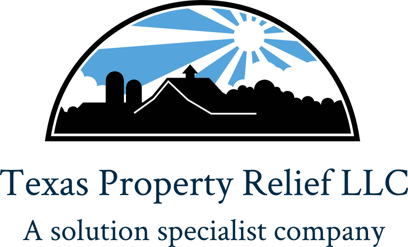 Texas Property Relief LLC  logo