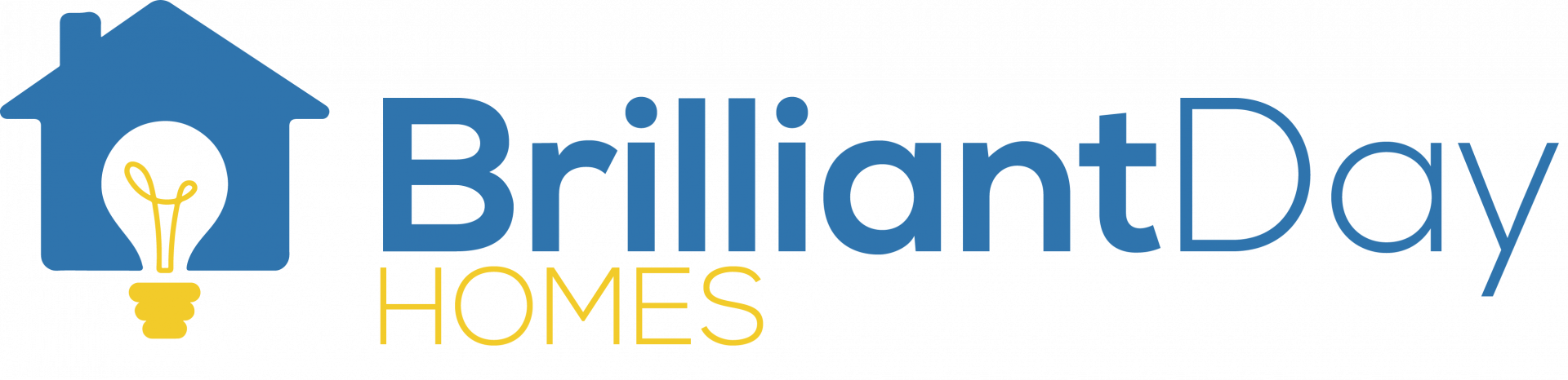 Brilliant Day Homes  logo
