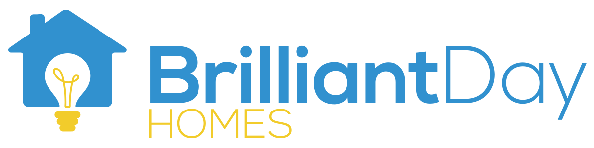 Bril­liant Day Homes logo