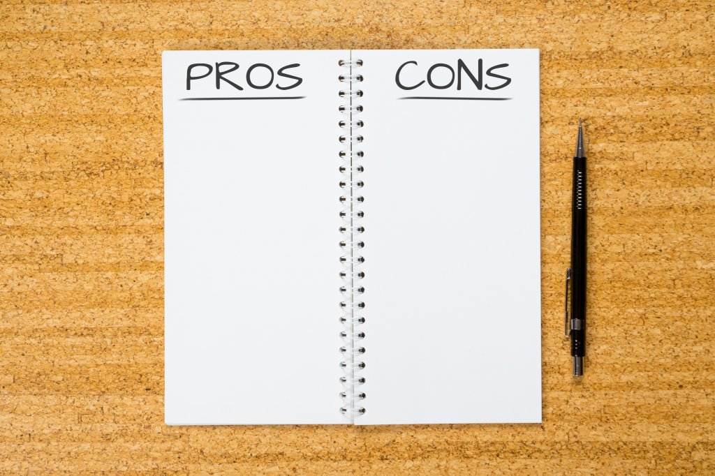 Pros and cons of selling for sale by owner.