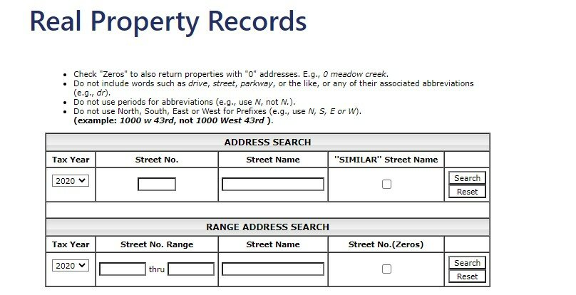 use the property tax appraisal to determine your home value in Houston.