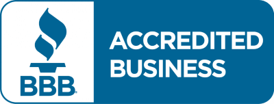 BBB seal for accredited Houston home buyers
