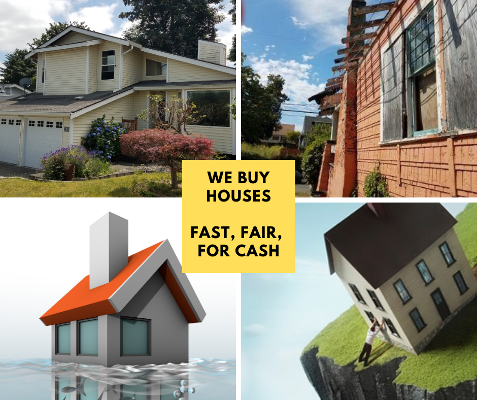 who buys houses for cash